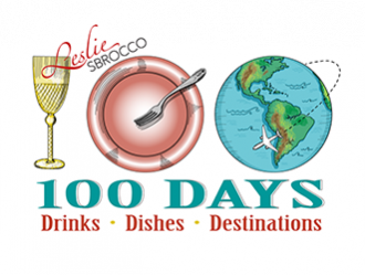 100 Days, Drinks, Dishes, Destinations